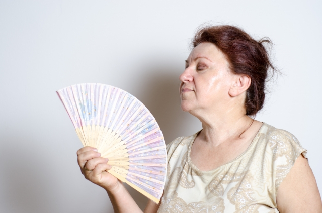 Hot Flashes: Are You Susceptible?