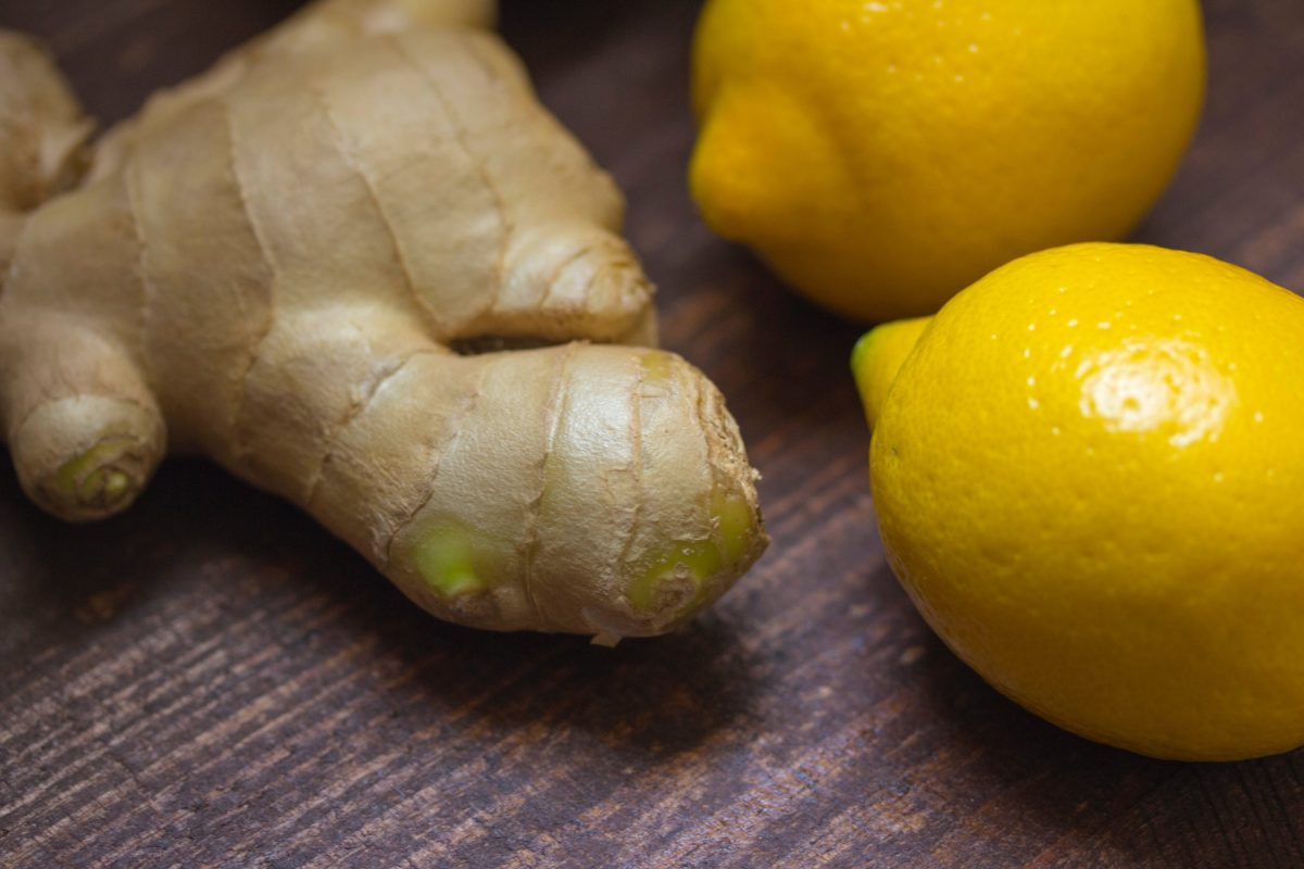 Serving Up Love with Ginger Lemon Tea (Natural Anti-Aging Techniques #2). ®Juveriente's Blog