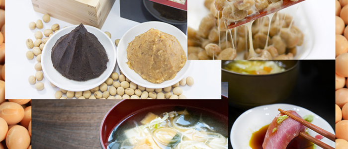 Fermented Soybeans