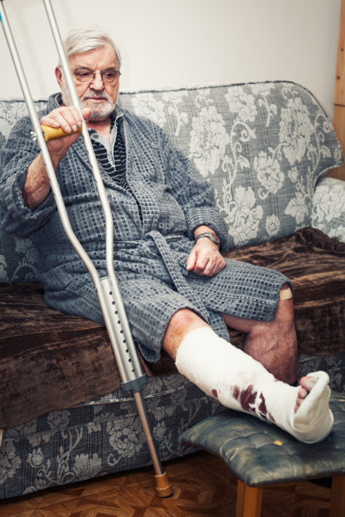 Men's Osteoporosis / It's possible enough / Harder impact once got