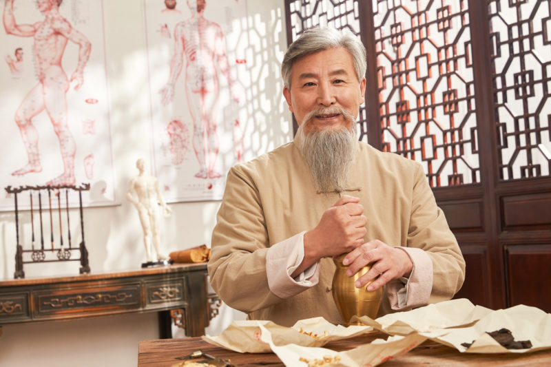 Oriental Doctor